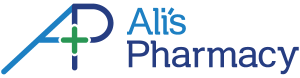 Ali's Pharmacy  Logo